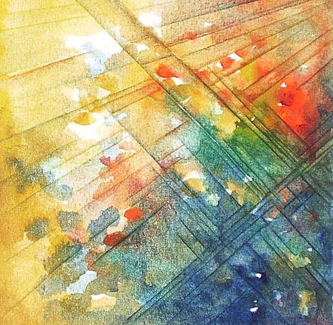 peter damm frankfurt maler künstler artist aquarelle