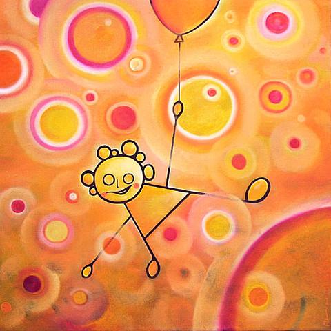 LUCY peter damm frankfurt maler künstler artist